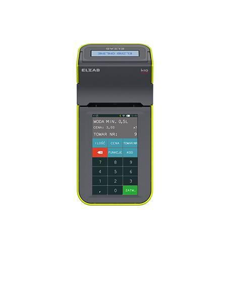 ELZAB K10 ONLINE BT/ GPRS